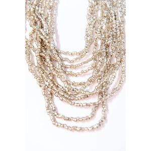 Cute multi strand beaded necklace for Evereve